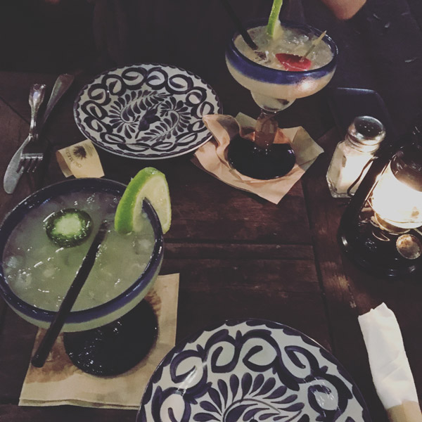 Oh Mexico Margaritas